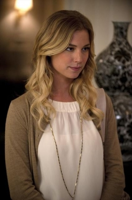 Emily Thorne in ABC's 'Revenge'