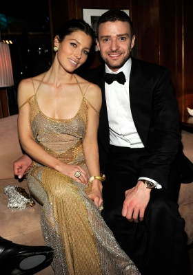 After dating on and off since 2007, Justin Timberlake and Jessica Biel became engaged in December 2011