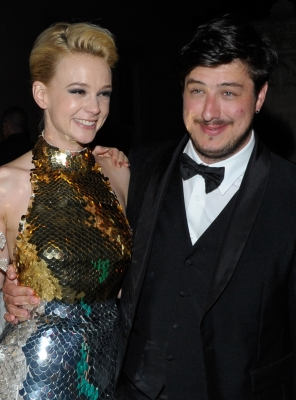 Carey Mulligan and Marcus Mumford tied the knot in Somerset, England in front of family and friends in April 2012