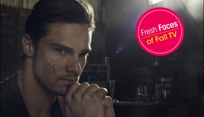 Meet AccessHollywood.com's latest Fresh Face of Fall TV: Jay Ryan of The CW's 'Beauty and The Beast'