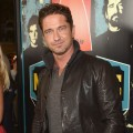 Gerard Butler arrives to the premiere of 20th Century Fox&#8217;s &#8216;Chasing Mavericks&#8217; in Los Angeles on October 18, 2012 