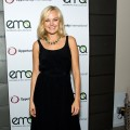 Malin Akerman is all smiles at the Opportunity International at The Microsoft Experience in Venice, Calif. on October 18, 2012
