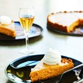 Cooking Light's Vanilla Bourbon Pumpkin Tart
