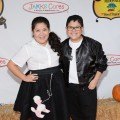 Raini Rodriguez and brother Rico Rodriguez attend Camp Ronald McDonald for Good Times 20th Annual Halloween Carnival at the Universal Studios Backlot on October 21, 2012 in Universal City, Calif.