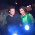 Billy Bush &amp; Kit Hoover Are Scared Silly At Blood Manor