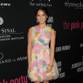 Olivia Munn is seen at Elyse Walker presents the 8th annual Pink Party hosted by Michelle Pfeiffer to benefit Cedars-Sinai Women's Cancer Program held at HANGAR:8 in Santa Monica, Calif., on October 27, 2012