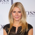 Gwyneth Paltrow presents the new 'Boss Nuit Pour Femme' Hugo Boss parfum at the Neptuno Palace, Madrid, on October 29, 2012