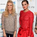 Justin Bieber, Carrie Underwood, Emma Watson, Molly Ringwald