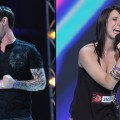 Jeffrey Gutt, Jillian Jensen from 'The X Factor,' Season 2