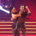 Peta Murgatroyd and Gilles Marini perform during Week 6 of 'Dancing with the Stars: All-Stars,' Oct. 29, 2012