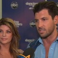 Kirstie Alley & Maksim Chmerkovskiy Grateful To Fans For Voting