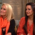 Kyle & Kim Richards Talk Kim's Sobriety, Sibling Rivalry