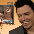 Seth MacFarlane Weighs In On Billy Bush &amp; Kit Hoover&#8217;s Ted Halloween Costumes
