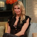 'Real Housewives of Beverly Hills' star Brandi Glanville on the set of Access Hollywood on November 5, 2012
