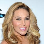 Adrienne Maloof attends the 'Real Housewives of Beverly Hills' Season 3 premiere party at Hollywood Roosevelt Hotel, Hollywood, on October 21, 2012