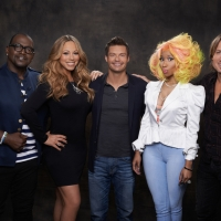 The cast of 'American Idol,' Season 12