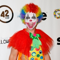 Lance Bass attends Fred & Jason's Annual Halloweenie Celebrity Charity Event in Los Angeles on October 26, 2012