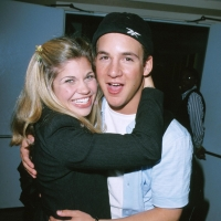 'Boy Meets World' stars Danielle Fishel and Ben Savage seen in April 1999