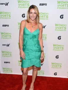 Summer Sanders attends the 33rd Annual Salute To Women In Sports Gala at Cipriani Wall Street on October 17, 2012 in New York City