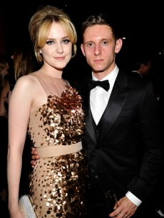 Evan Rachel Wood and Jamie Bell attend LACMA 2012 Art + Film Gala Honoring Ed Ruscha and Stanley Kubrick presented by Gucci at LACMA, Los Angeles, on October 27, 2012