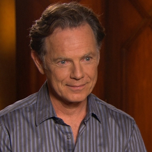 Bruce Greenwood Takes Flight
