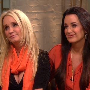 Kyle & Kim Richards Talk Taylor Armstrong's Recent Struggles, Reality Show Couple Curse