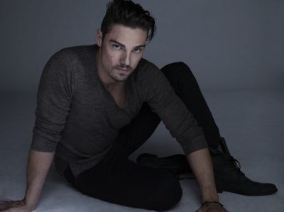 Jay Ryan from 'Beauty and The Beast'