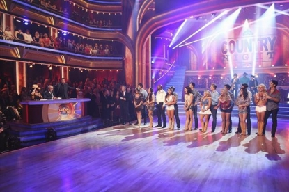 The cast of Week 6 of 'Dancing with the Stars: All-Stars' October 2012