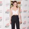 Kristen Stewart arrives at the 'On The Road' premiere during the 2012 AFI Fest presented by Audi at Grauman's Chinese Theatre on November 3, 2012 in Hollywood