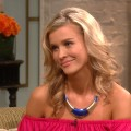 Joanna Krupa stops by Access Hollywood Live on November 6, 2012
