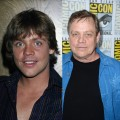 Mark Hamill starred in the 1977 Star Wars film as Luke Skywalker. Thirty-five years later, Mark attends Comic-Con International 2012