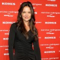 Katie Holmes attends Narciso Rodriguez Kohl&#8217;s Collection Launch Party in New York City on October 22, 2012