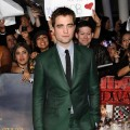 Robert Pattinson attends the premiere of 'The Twilight Saga: Breaking Dawn - Part 2' at Nokia Theatre L.A. Live on November 12, 2012 in Los Angeles
