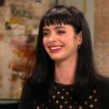 Krysten Ritter stops by Access Hollywood Live on November 13, 2012