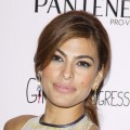Eva Mendes arrives at the Los Angeles special screening of 'Girl In Progress' held at DGA Theater on May 2, 2012 in Los Angeles