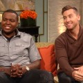Sean Kingston & Lance Bass Talk Co-Hosting AMAs Red Carpet & Pick The 'Voice Of Our Generation'