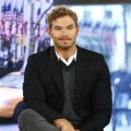 'Twilight's' Kellan Lutz appears on the NBC's 'Today' show in New York City on November 16, 2012