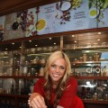 Jennie Finch as the new spokesperson for Chobani yogurt