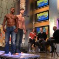 Men's Shirtless Denim Jeans Fashion Show!