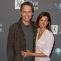 Chad Lowe and Kim Lowe arrive at the City of Hope Spirit of Life Award at Universal Studios Hollywood on May 7, 2011 in Universal City, Calif.
