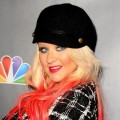  Christina Aguilera arrives at the NBC&#8217;s &#8216;The Voice&#8217; Season 3 at House of Blues Sunset Strip on November 8, 2012