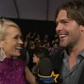 Carrie Underwood Gets Interviewed By Her Husband Mike Fisher - 2012 American Music Awards