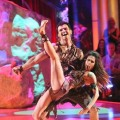 Tony Dovolani and Melissa Rycroft perform on 'Dancing with the Stars: All-Stars,' Nov. 19, 2012