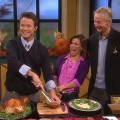 Turkey Carving Tips From Billy Bush