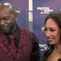 Emmitt Smith On His Dancing Elimination: 'I Gave It My All!'