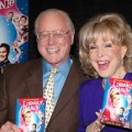 Larry Hagman and Barbara Eden sign the 'I Dream Of Jeannie' DVD, Barnes & Noble, NYC, March 15, 2006