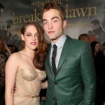 Kristen Stewart and Robert Pattinson arrive at the premiere of Summit Entertainment&#8217;s &#8216;The Twilight Saga: Breaking Dawn - Part 2&#8217; at Nokia Theatre L.A. Live in Los Angeles on November 12, 2012 