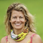 Lisa Whelchel of the Tandang Tribe on 'Survivor: Philippines'