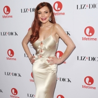 Lindsay Lohan attends the premiere of Lifetime's 'Liz & Dick' at Beverly Hills Hotel in Beverly Hills, Calif. on November 20, 2012