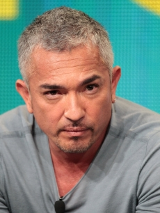 Cesar Millan of the television show 'Dog Whisperer with Cesar Millan' speaks during the National Geographic Channel and Nat Geo WILD portion of the 2012 Television Critics Association Press Tour at The Langham Huntington Hotel and Spa in Pasadena, Calif. on January 13, 2012
